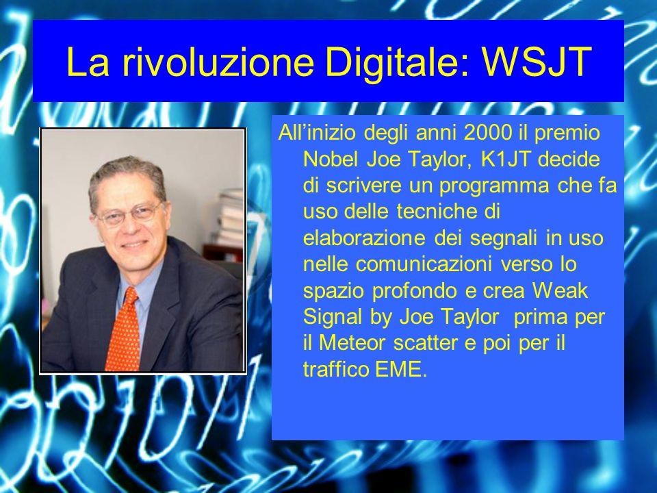 La rivoluzione Digitale: WSJT