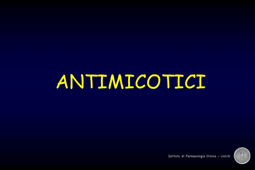 ANTIMICOTICI