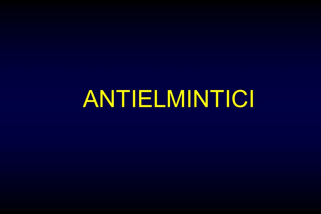 ANTIELMINTICI