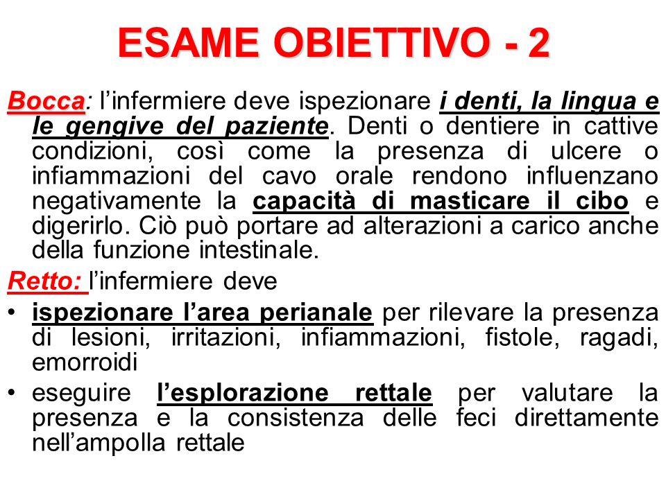 ESAME OBIETTIVO - 2
