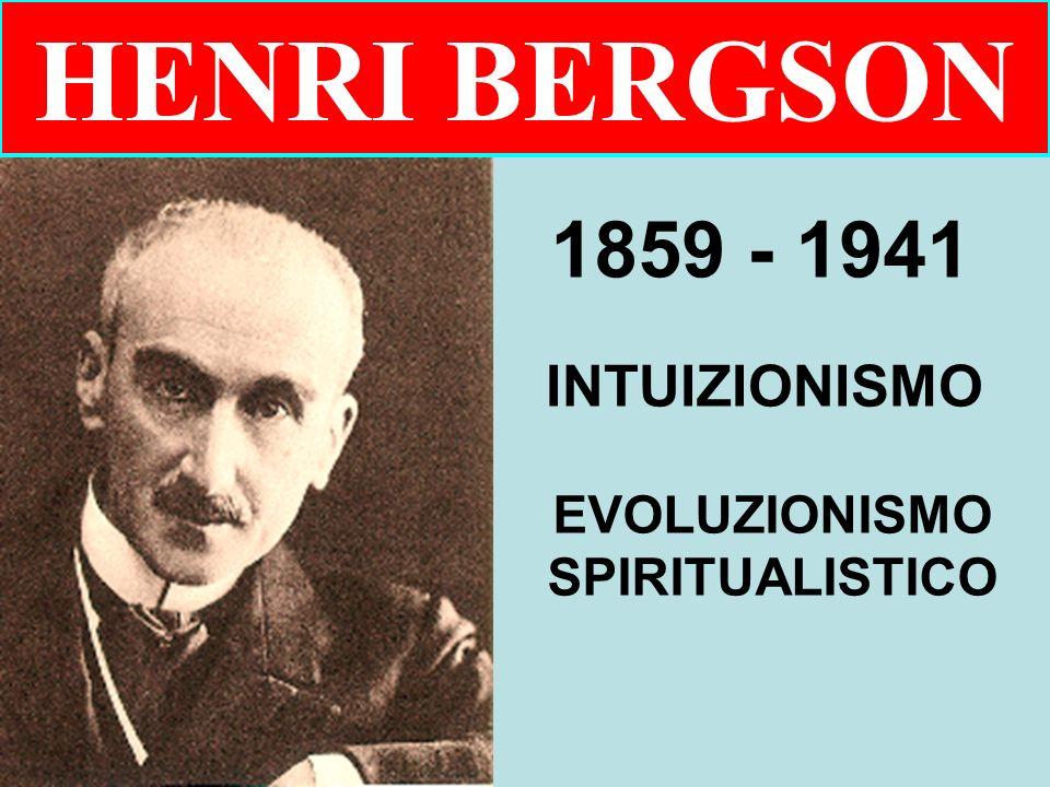 EVOLUZIONISMO SPIRITUALISTICO