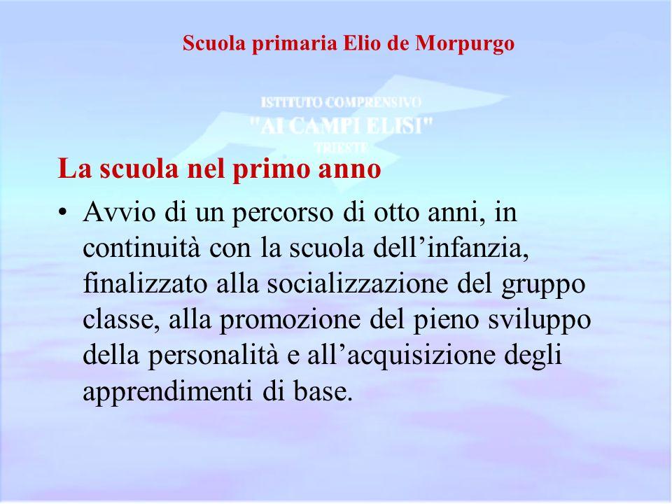 Scuola primaria Elio de Morpurgo