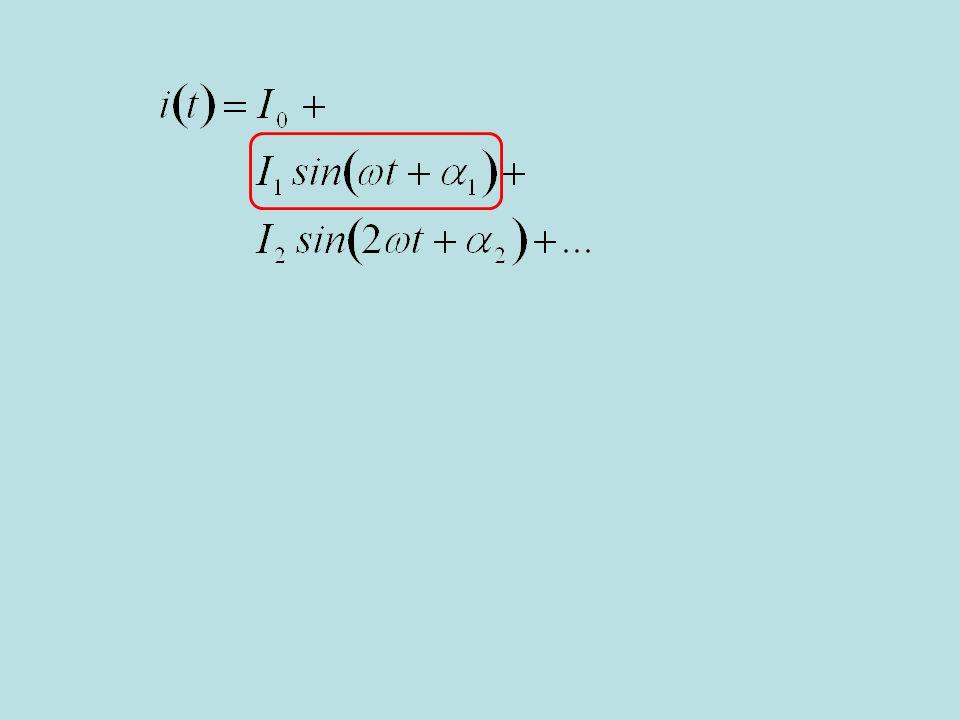 sia la produzione delle armoniche pari che si osservano nei resistori con curva caratteristica simmetrica, (cambio slide automatico)