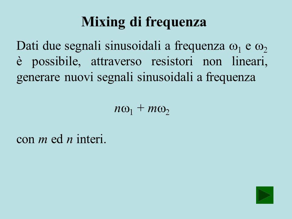 Mixing di frequenza