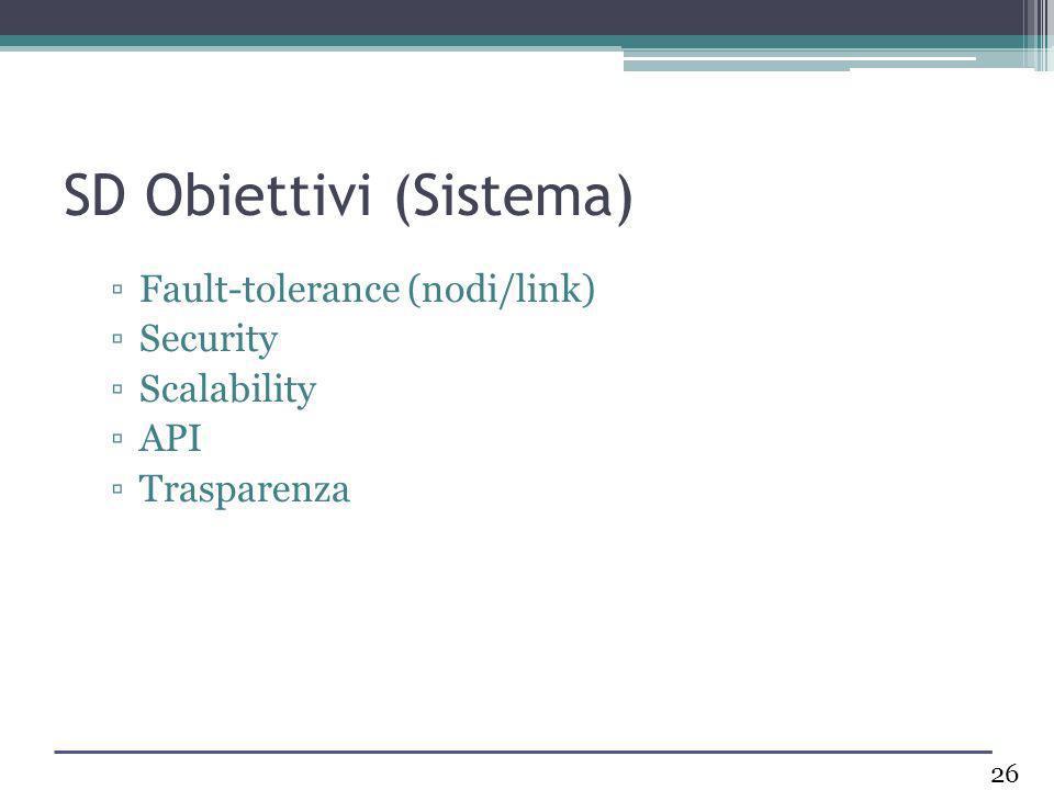 SD Obiettivi (Sistema)