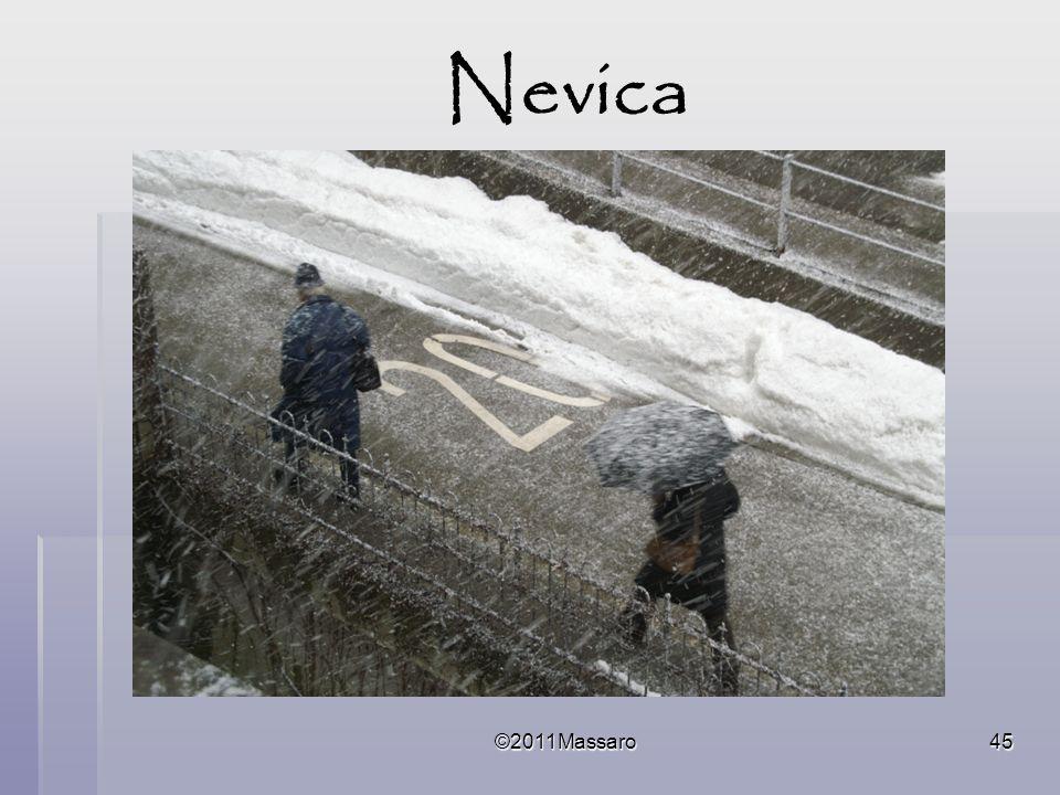 Nevica ©2011Massaro