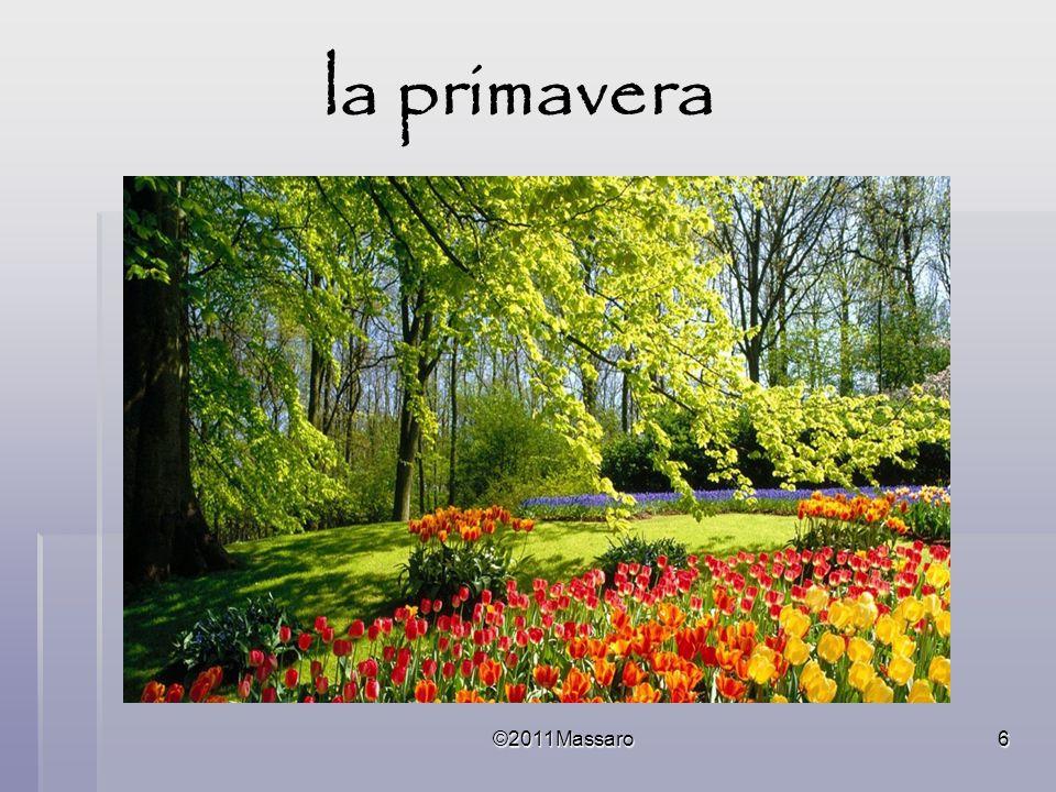 la primavera ©2011Massaro
