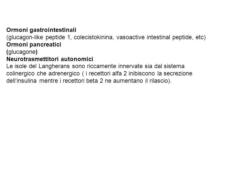 Ormoni gastrointestinali