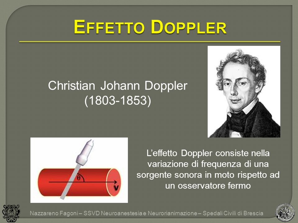 Christian Johann Doppler (1803-1853)