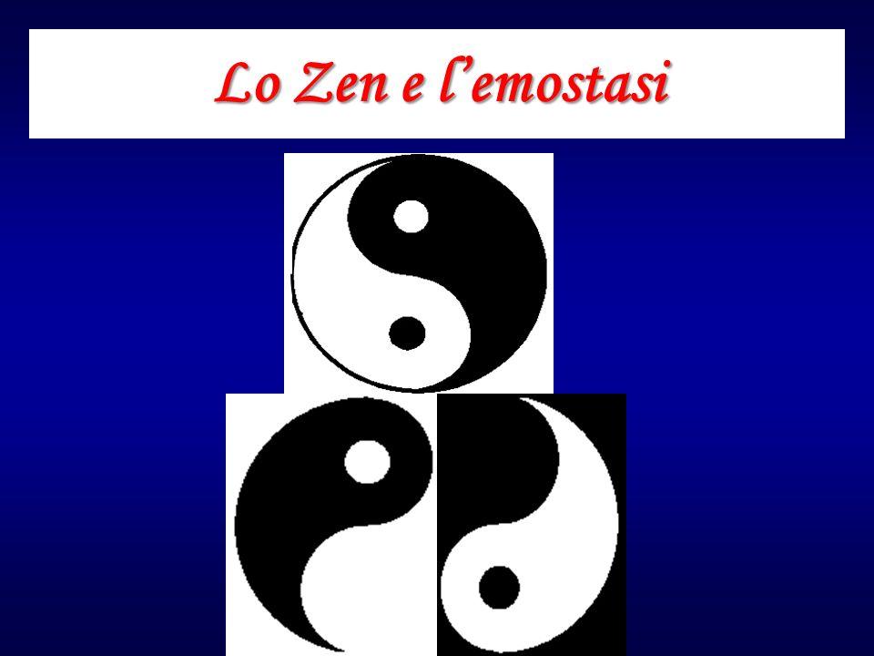 Lo Zen e l'emostasi