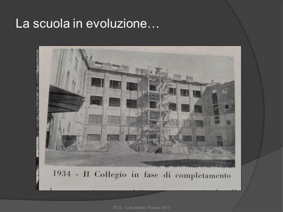 La scuola in evoluzione…