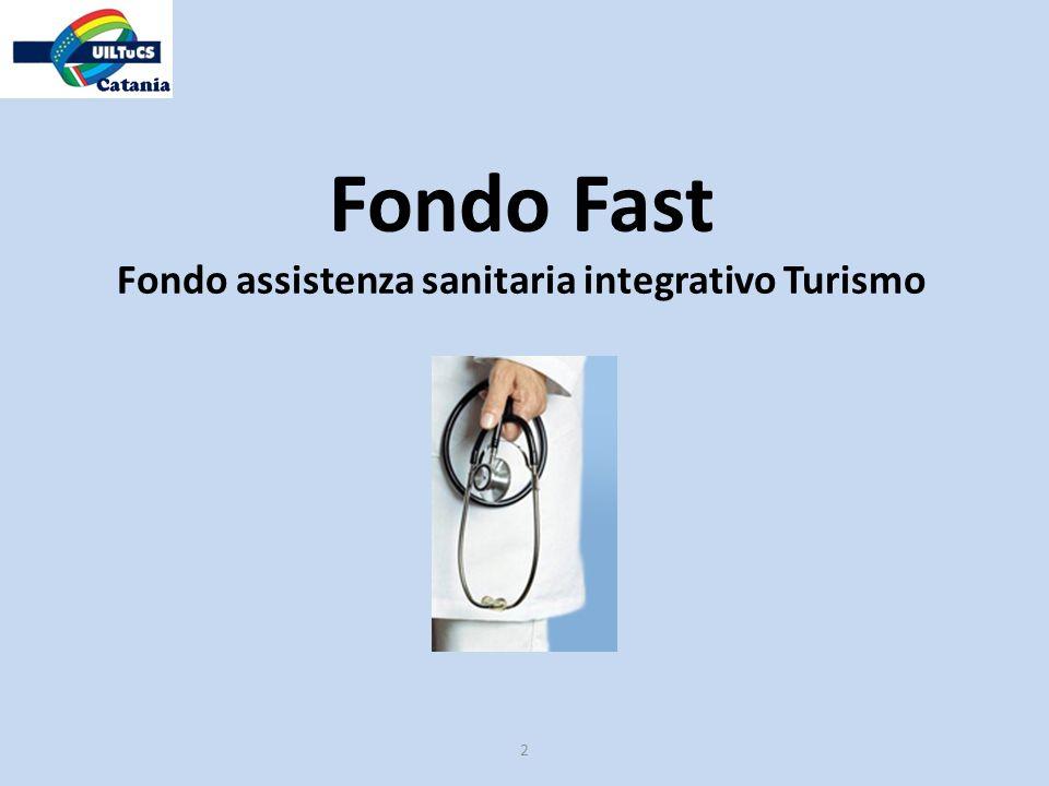 Fondo Fast Fondo assistenza sanitaria integrativo Turismo