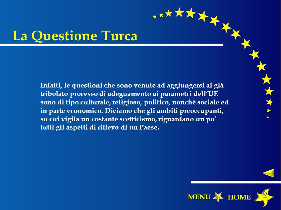 La Questione Turca