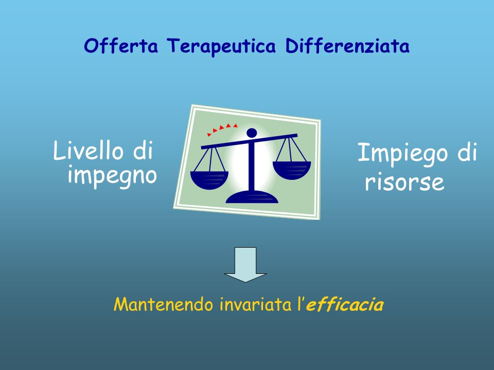 Offerta Terapeutica Differenziata