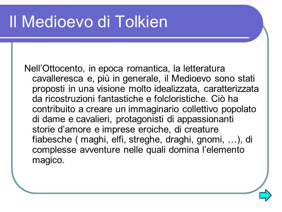 Il Medioevo di Tolkien
