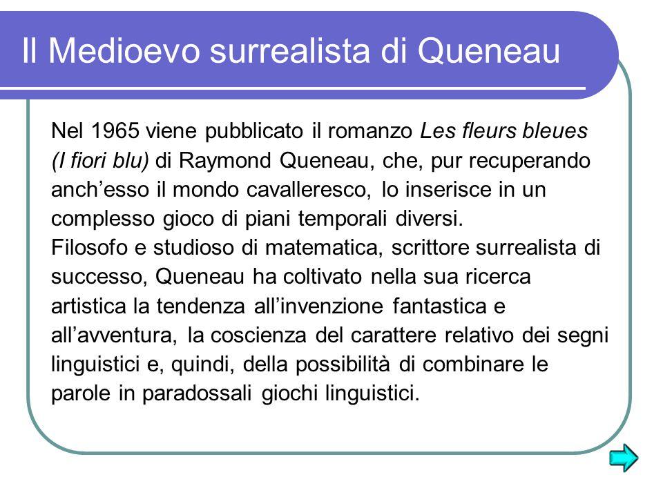 Il Medioevo surrealista di Queneau