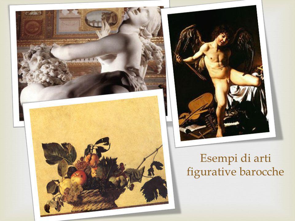 Esempi di arti figurative barocche
