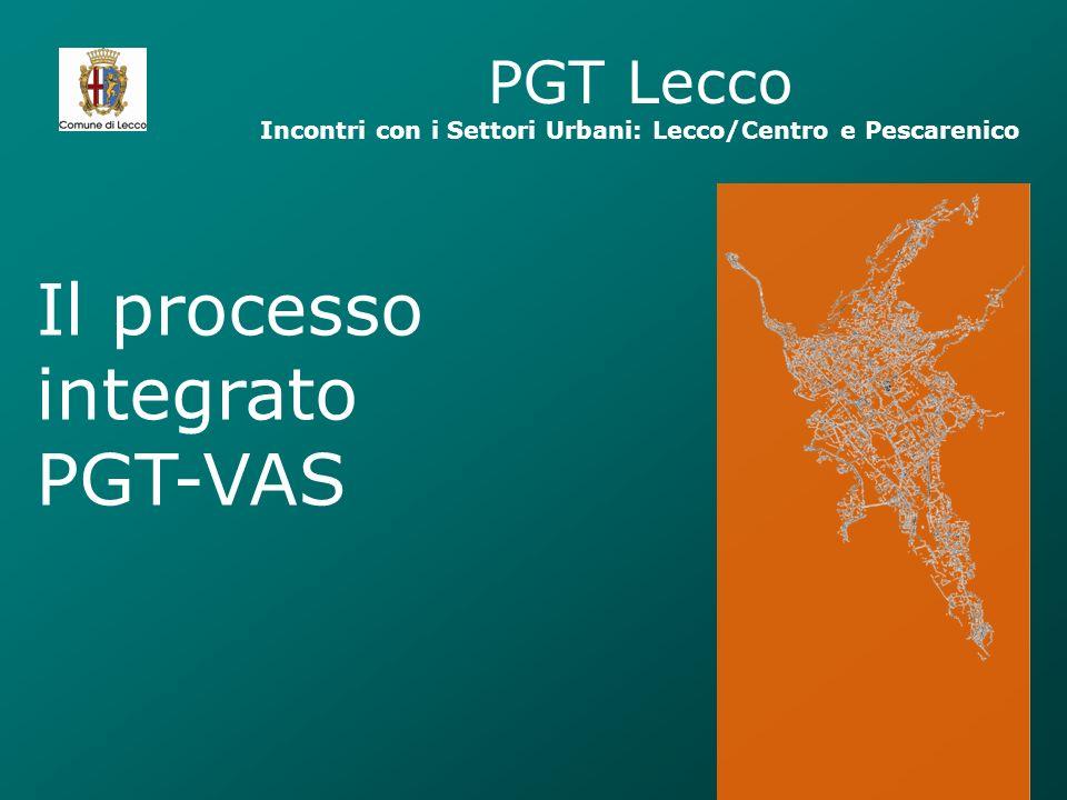 Incontri con i Settori Urbani: Lecco/Centro e Pescarenico