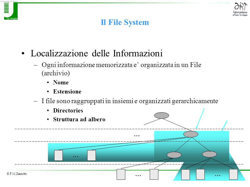 Localizzazione delle Informazioni