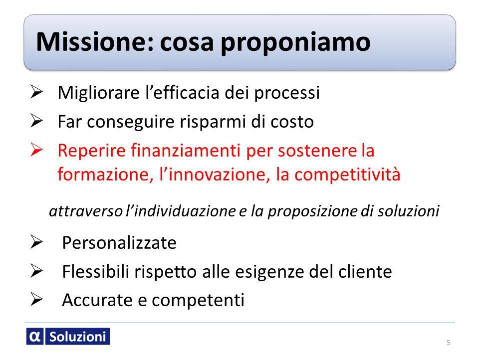 attraverso l'individuazione e la proposizione di soluzioni