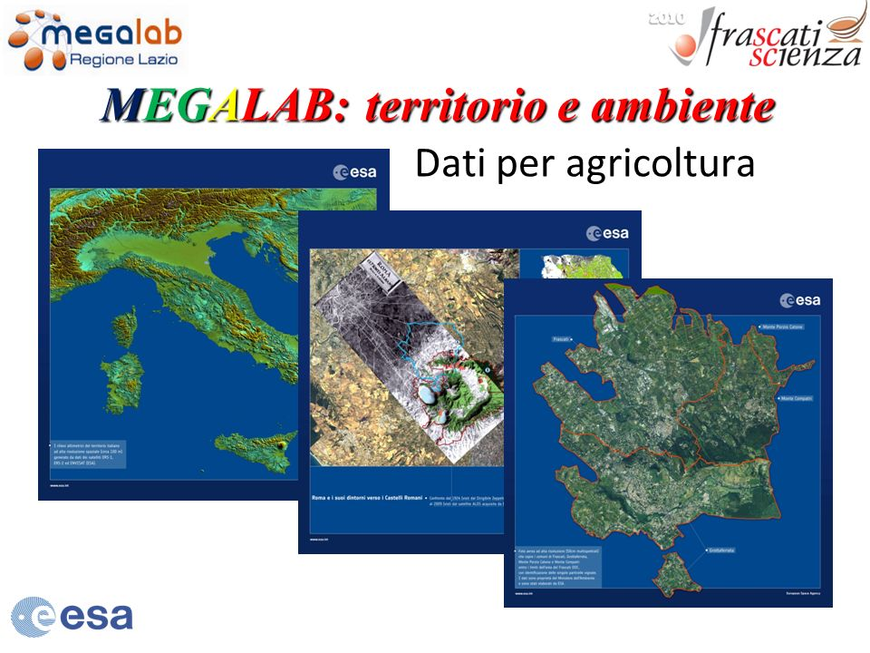 MEGALAB: territorio e ambiente