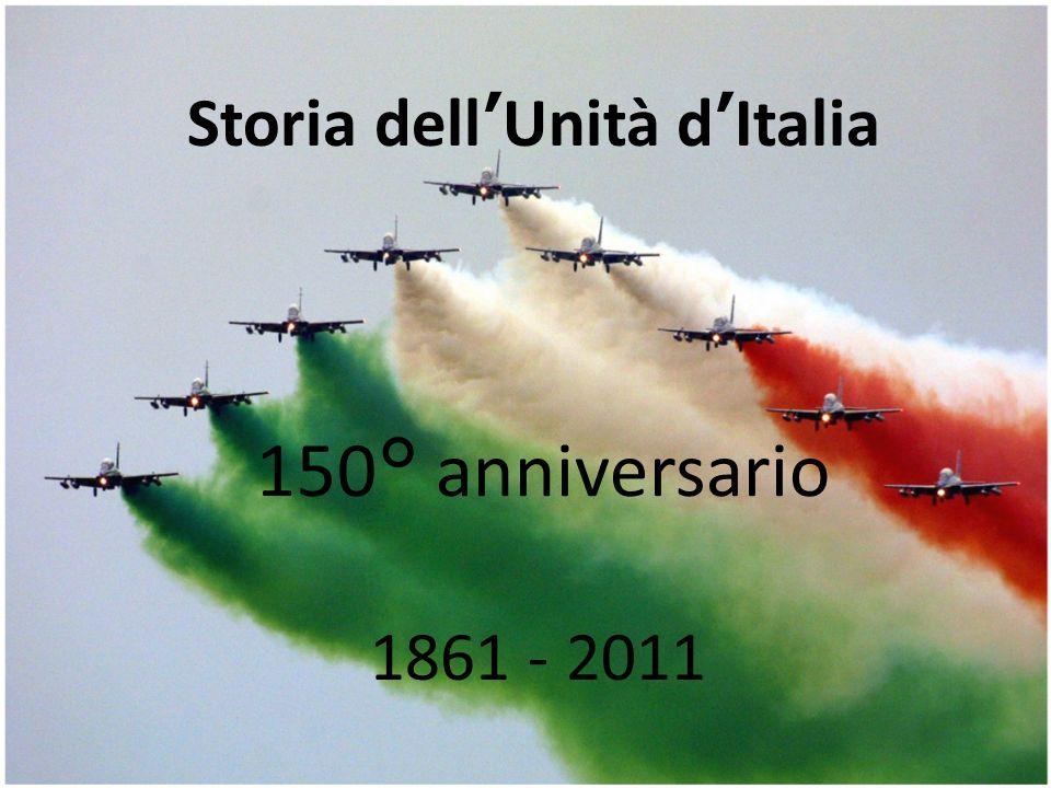 Storia dell'Unità d'Italia