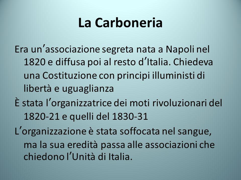 La Carboneria