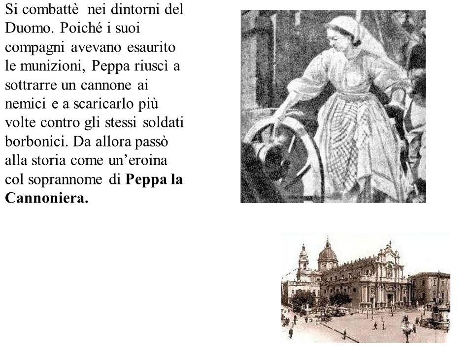 Si combattè nei dintorni del Duomo