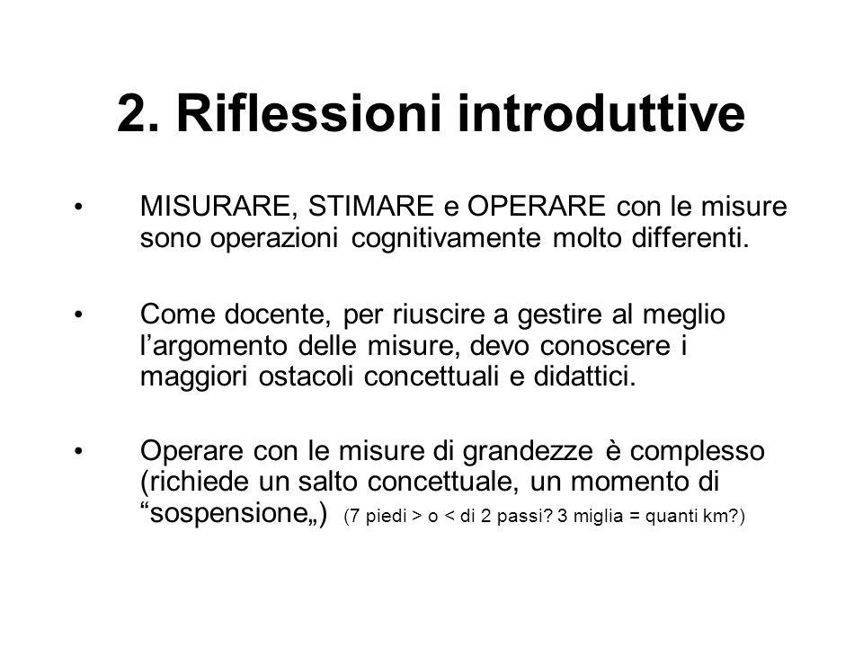 2. Riflessioni introduttive