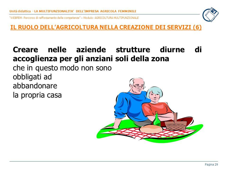 IL RUOLO DELL'AGRICOLTURA NELLA CREAZIONE DEI SERVIZI (6)