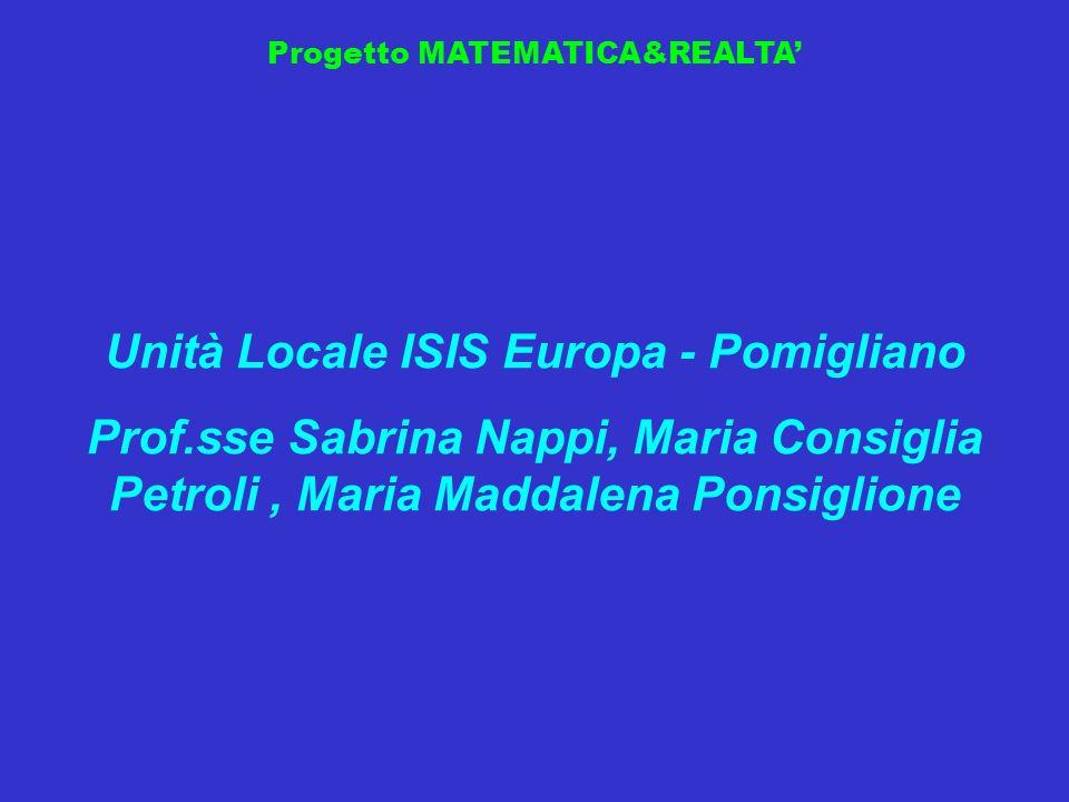 Unità Locale ISIS Europa - Pomigliano