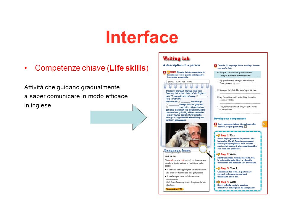 Interface Competenze chiave (Life skills)