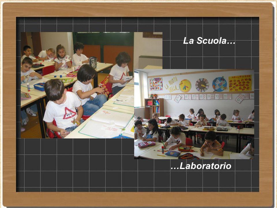 La Scuola… …Laboratorio