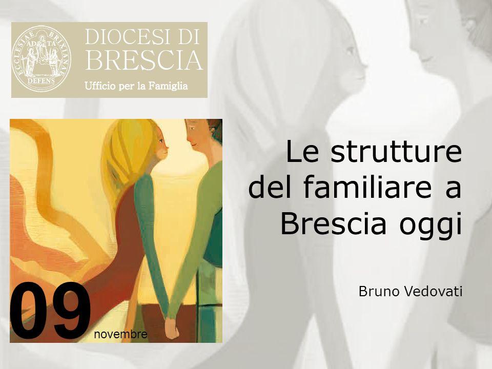 Le strutture del familiare a Brescia oggi