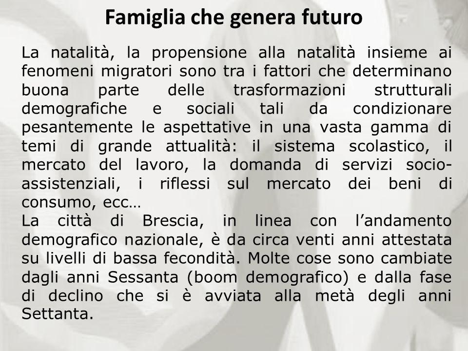 Famiglia che genera futuro