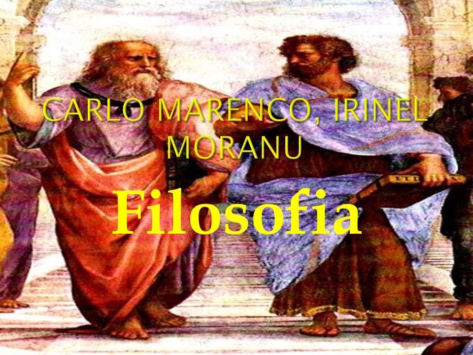 Carlo Marenco, Irinel Moranu