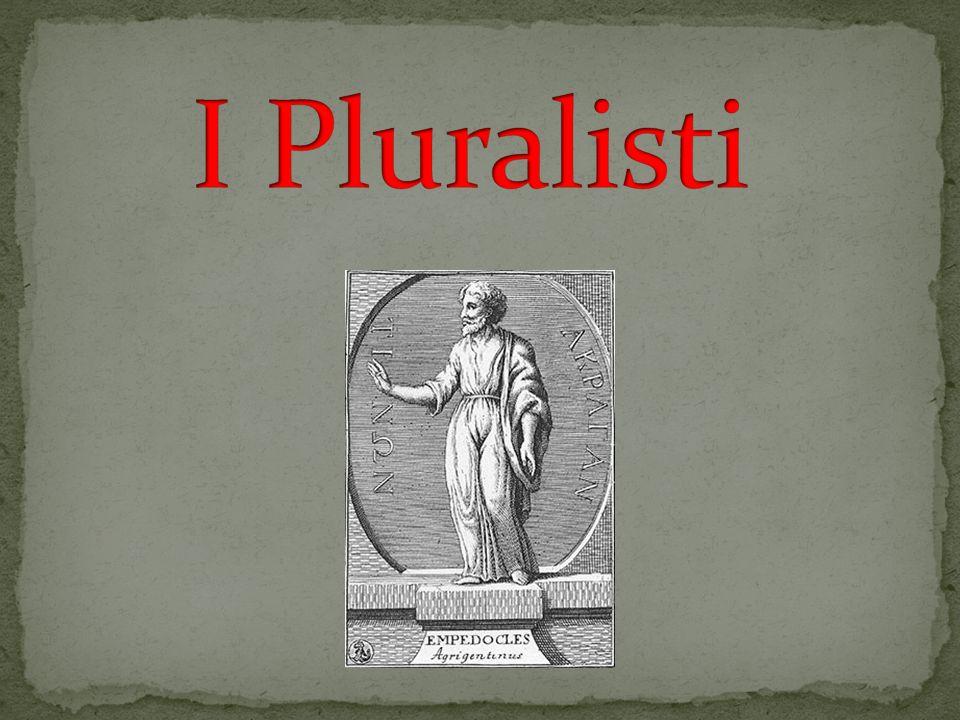 I Pluralisti