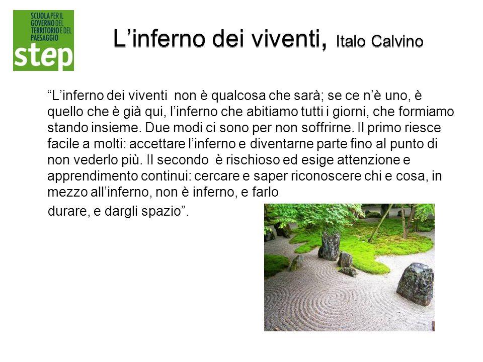 L'inferno dei viventi, Italo Calvino