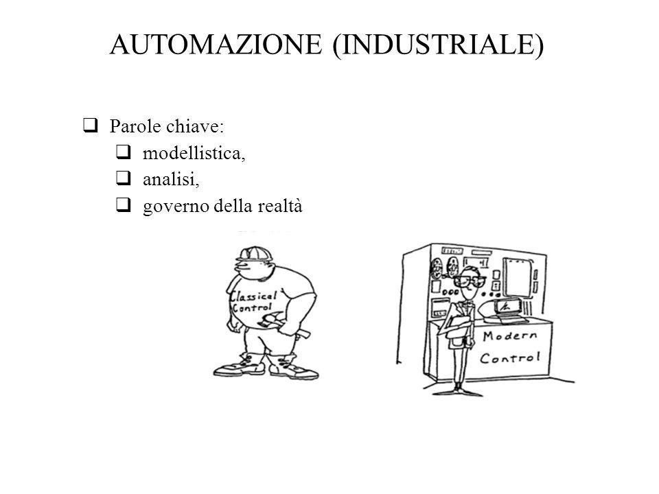 AUTOMAZIONE (INDUSTRIALE)