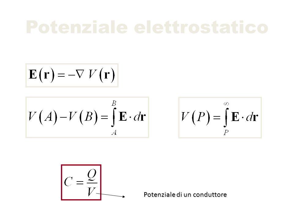 Potenziale elettrostatico