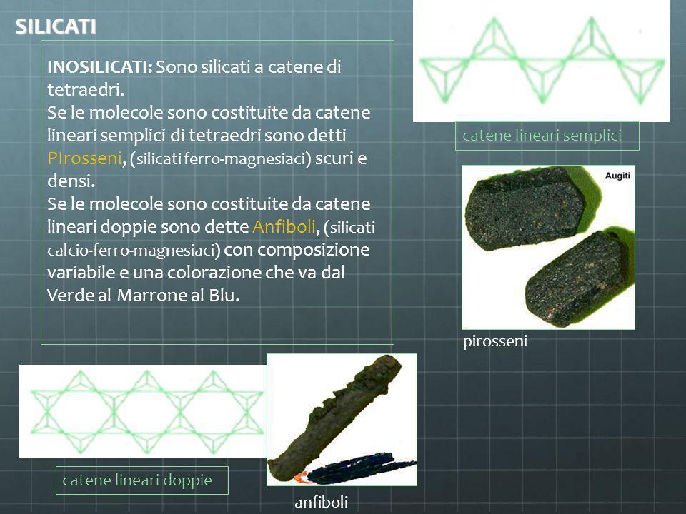 catene lineari semplici