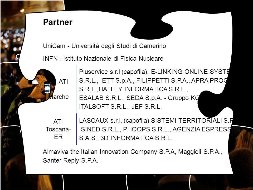 Partner UniCam - Università degli Studi di Camerino