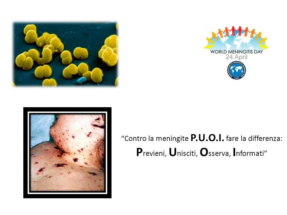 Contro la meningite P. U. O. I