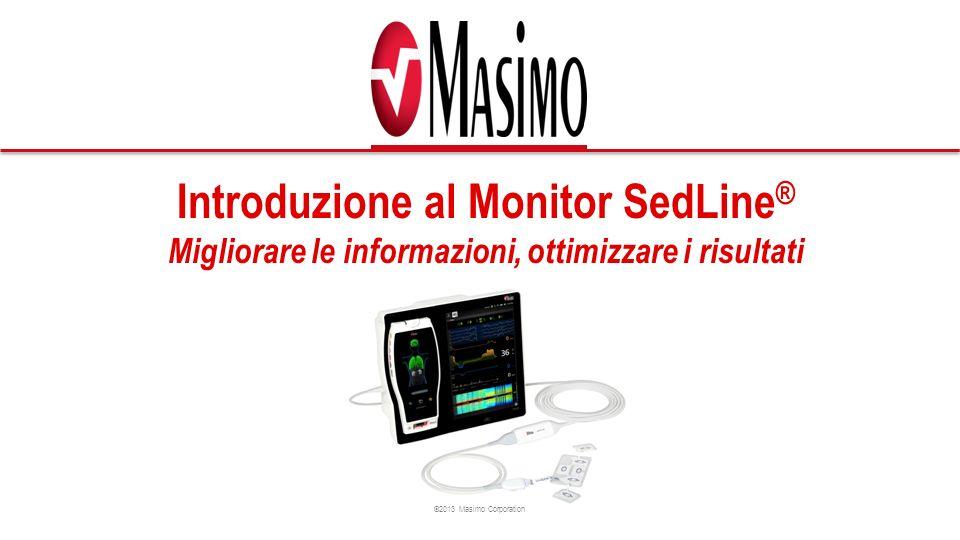 Introduzione al Monitor SedLine® Migliorare le informazioni, ottimizzare i risultati
