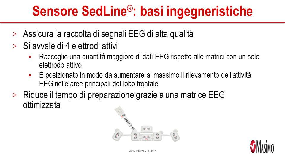 Sensore SedLine®: basi ingegneristiche