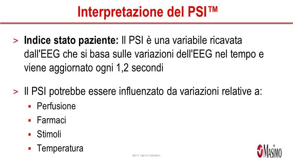 Interpretazione del PSI™