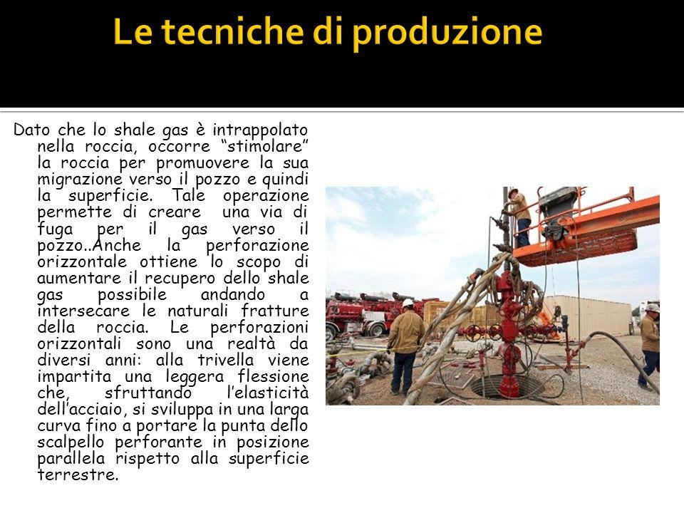 Le tecniche di produzione