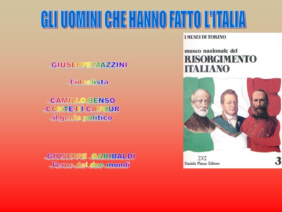 GLI UOMINI CHE HANNO FATTO L ITALIA