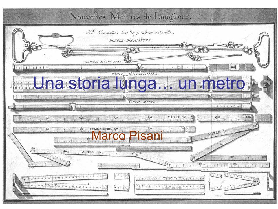 Una storia lunga… un metro