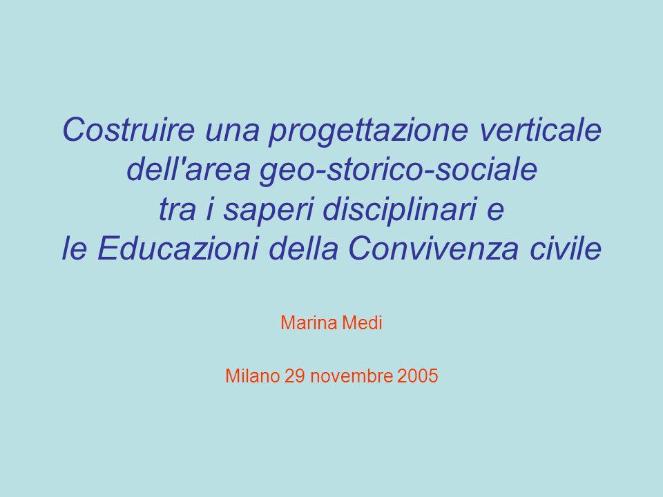 Marina Medi Milano 29 novembre 2005